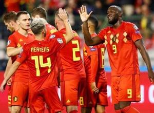 Лучший бомбардир в истории сборной Бельгии пропустит матч с Казахстаном