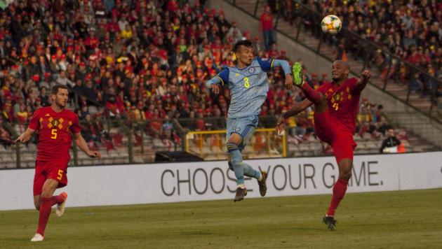 Российский комментатор предсказал Казахстану поражение в три мяча в матче с Бельгией