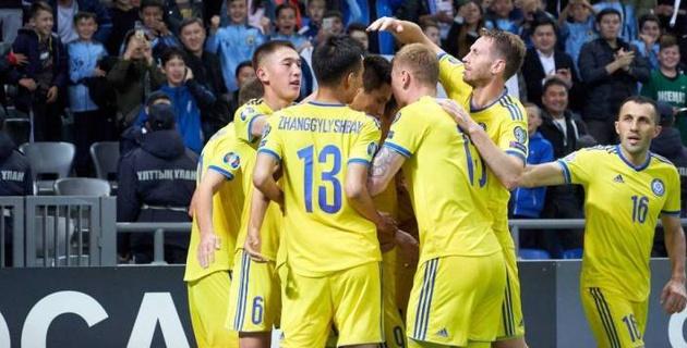 Букмекеры сделали прогноз на матч отбора Евро-2020 Казахстан - Бельгия и назвали наиболее вероятный счет