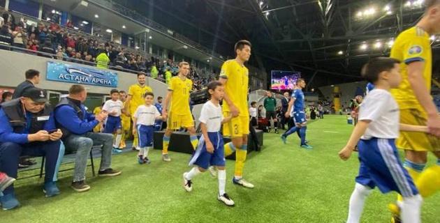 Прямая трансляция матча отборочного раунда Евро-2020 Казахстан - Бельгия