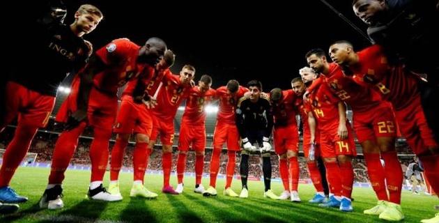 Бомбардир-рекордсмен, или кто еще из футболистов сборной Бельгии не прилетел на матч с Казахстаном