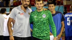 Казахстанский футболист оказался в коме и потерял сына с отцом в страшной аварии