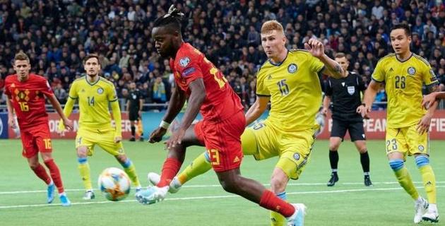 Сыграли в минус, или в каких аспектах Казахстан уступил Бельгии в отборе на Евро-2020