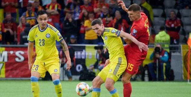 """""""А вы хотели, чтобы мы их возили""""? Специалист - о поражении Казахстана от Бельгии в отборе на Евро-2020"""