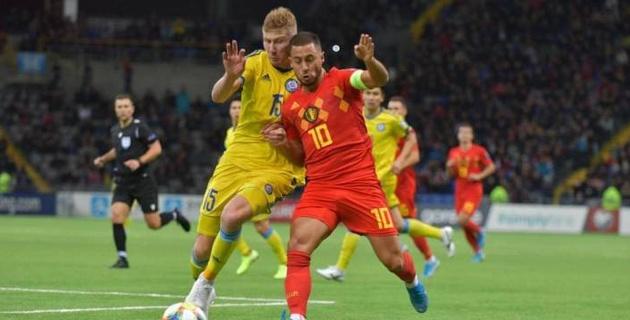 """""""Казахстан заслужил один гол"""". Бельгийский комментатор нашел недостаток в победном матче отбора на Евро-2020"""