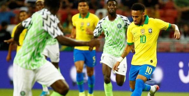 Неймар получил травму в матче за сборную Бразилии и выбыл на срок до четырех недель
