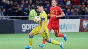 Новая роль Исламхана, или почему в сборной Казахстана нет стабильного нападающего