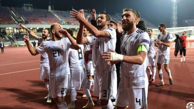 """Футболист """"Тобола"""" забил гол и принес сборной вторую победу в отборе на Евро-2020"""