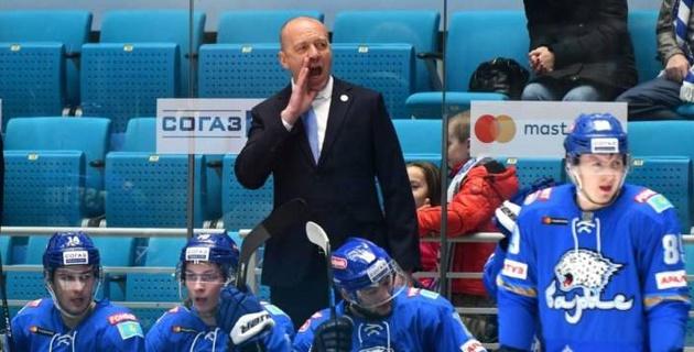 """""""Барыс"""" проиграл худшей команде КХЛ и потерпел второе домашнее поражение подряд"""