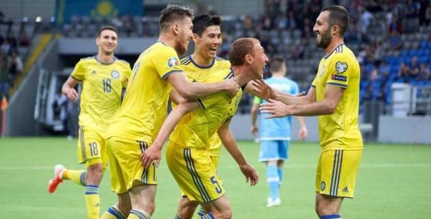 Это не Исламхан, или кто является лучшим распасовщиком сборной Казахстана по футболу прямо сейчас