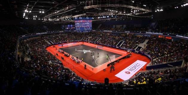 Алматы захотел снова принять элитный раунд Лиги чемпионов по футзалу