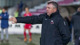 Клуб казахстанского тренера одержал волевую победу над третьей командой чемпионата Литвы