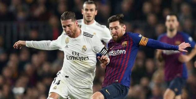 """Ла Лига предложила провести матч """"Барселона"""" - """"Реал"""" 7 декабря, RFEF - 18-го"""