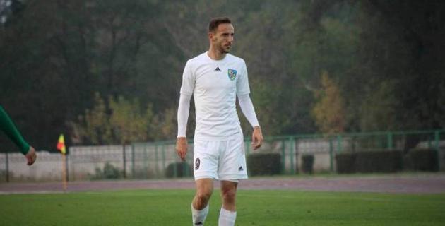 """Экс-игрок """"Жетысу"""" вернулся в Словению"""