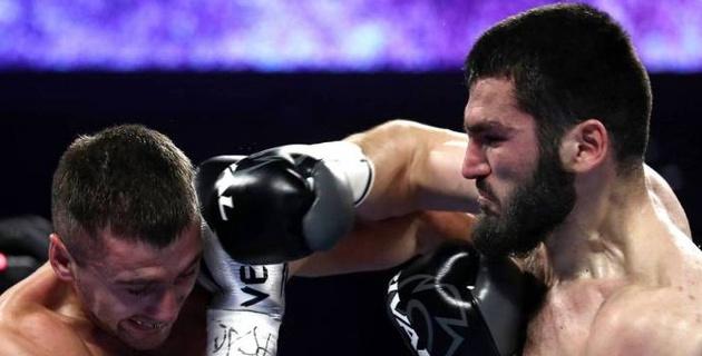 Видео избиения Гвоздика с тремя нокдаунами в десятом раунде и первым поражением в карьере