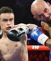 Появилось фото жуткого рассечения американца после столкновения головами с узбекским боксером