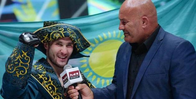 Видео боя, или как казахстанец Морозов победил своего обидчика и защитил титул чемпиона M1 Challenge