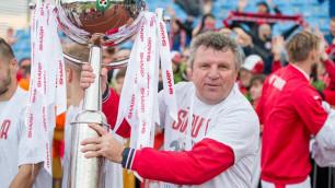 Казахстанский тренер приблизил зарубежный клуб к третьему подряд чемпионству