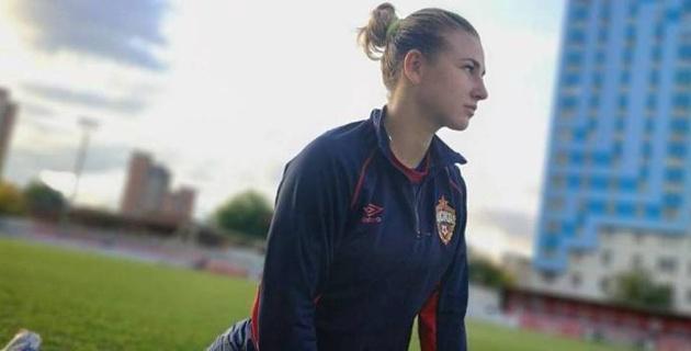 Гол казахстанской футболистки помог ЦСКА впервые в истории стать чемпионом России