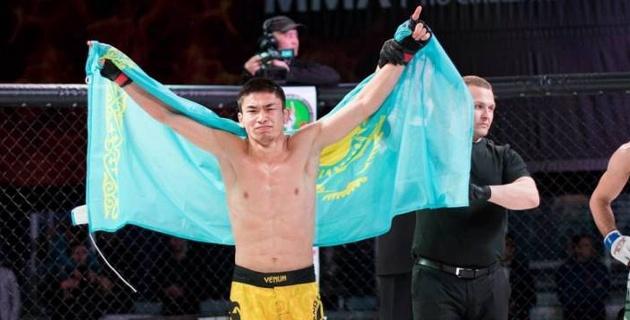 Eurosport посвятил статью казахстанскому бойцу, который с вертушки нокаутировал олимпийского призера