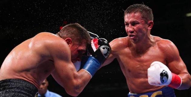 Бывший чемпион мира в двух весах высказал мнение о победе Головкина в бою за два титула
