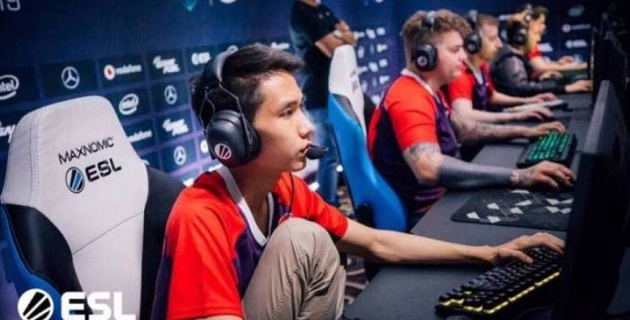 Казахстанский киберспортсмен помог своей команде обыграть финалиста чемпионата мира по Dota 2