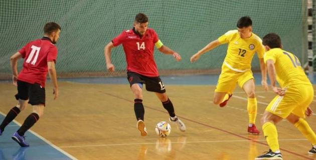 В КФФ объяснили, почему не будут показаны матчи сборной Казахстана по футзалу в отборе ЧМ-2020