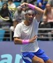 Надаль победил Джоковича в выставочном матче в Казахстане