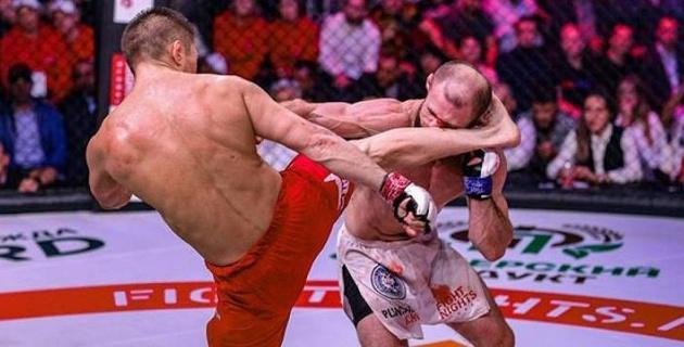 Чемпион Fight Nights Global из Казахстана рассказал о победе над россиянином и планируемом бое в UFC
