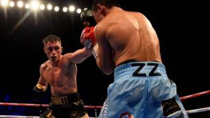Победивший Жакиянова в бою за два титула чемпиона мира британский боксер завершил карьеру в 27 лет