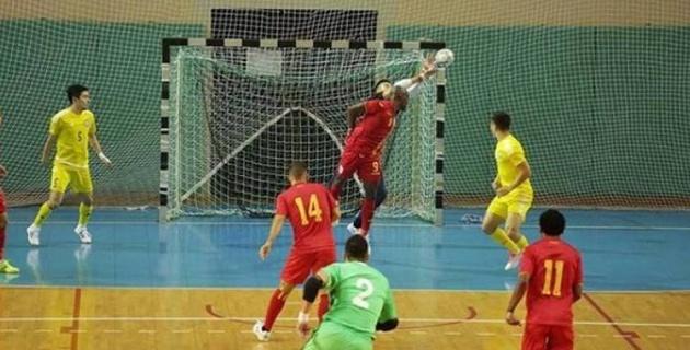 Сборная Казахстана по футзалу выиграла группу отбора на чемпионат мира-2020