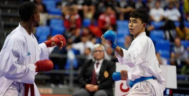 Призер юношеской Олимпиады-2018 из Казахстана стал чемпионом мира по карате