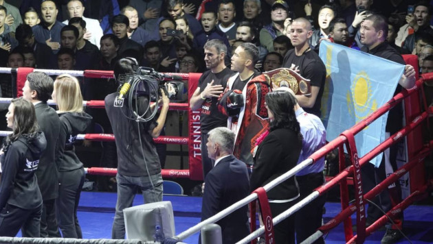 Названа причина, почему бой Ислама с экс-претендентом на титул чемпиона мира обслуживали казахстанские судьи