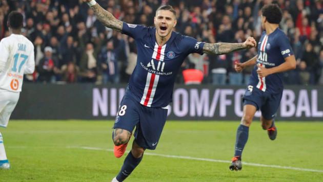 ПСЖ разгромил самого принципиального соперника в чемпионате Франции