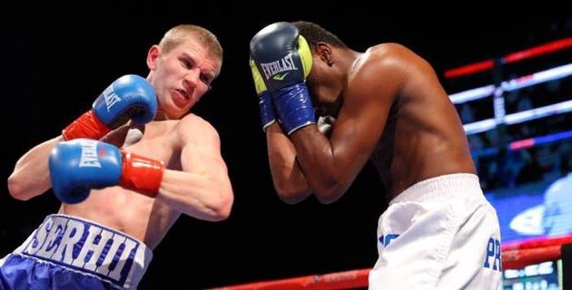 Видео нокаута, или как тренировавшийся с Головкиным боксер завоевал титул от WBC