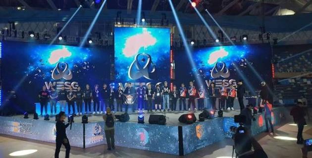 В Нур-Султане прошел республиканский отбор на Всемирные киберспортивные игры