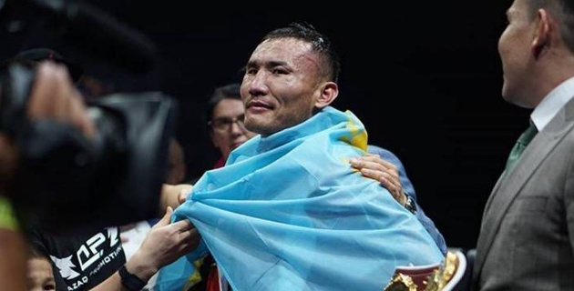 Канат Ислам поднялся в мировом рейтинге после защиты титула WBO