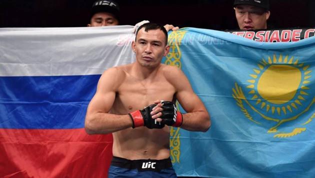 Казахский боец из России рассказал о новом контракте с UFC, операции и планах сменить вес