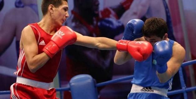 Несколько досрочных побед, или как в Павлодаре стартовали призеры чемпионатов Казахстана по боксу