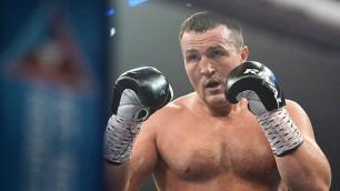 Экс-чемпион мира в весе Шуменова возобновил карьеру и узнал дату следующего боя