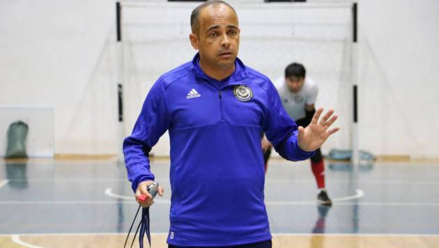 Тренер сборной Казахстана по футзалу рассказал о первом месте в группе отбора на ЧМ и ситуации с Лео