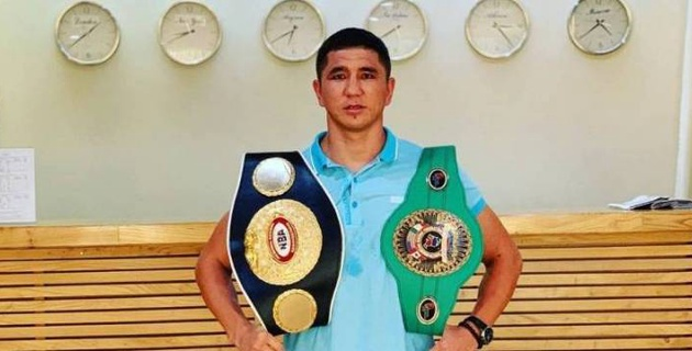 Мадияру Ашкееву снова поменяли соперника и вернули шанс завоевать титул от WBC