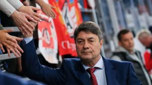 """Директор следующего соперника """"Барыса"""" ответил на вопрос об отставке тренера"""
