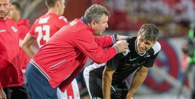 """Экс-форвард """"Шахтера"""" забил пять голов в одном матче за клуб казахстанского тренера"""