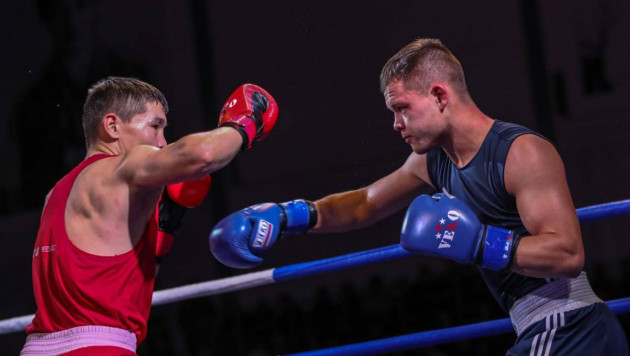 Пять досрочных побед, или как завершился турнир по боксу в Павлодаре