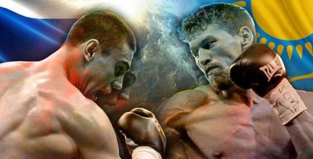 Где посмотреть бой казахстанца Акбербаева против скандального обидчика Левита из России