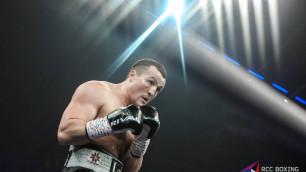 Официально объявлен следующий соперник экс-чемпиона мира в весе Шуменова