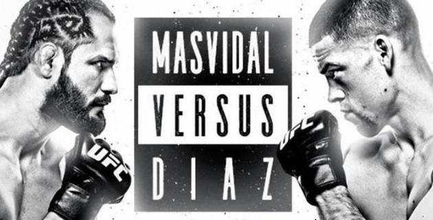 """UFC представила пояс """"самому жесткому ублюдку"""" для победителя боя Диас - Масвидаль"""