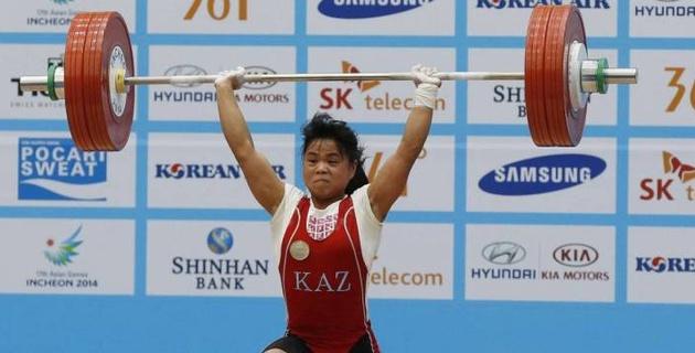 Чиншанло принесла Казахстану первую медаль на квалификационном турнире в Беларуси