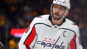 Овечкин сотворил историю клуба НХЛ